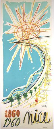 Litografia Moretti - Nice 1860 1960