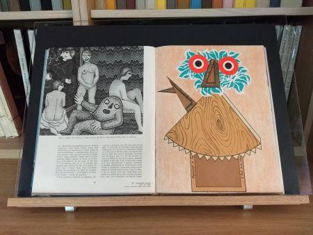 Libro Illustrato Baj - No 44