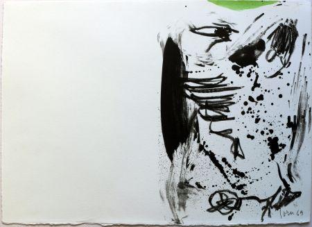 Litografia Jorn - No title