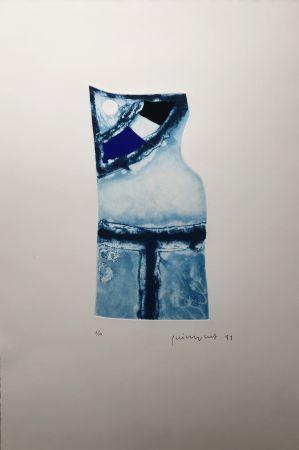 Incisione Guinovart - Nocturn 2