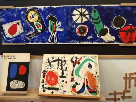Libro Illustrato Miró - Nocturne