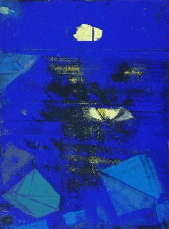 Litografia Ernst - Nocturne