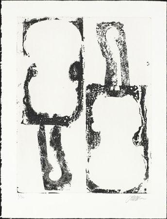 Acquaforte Arman - Noir et Blanc