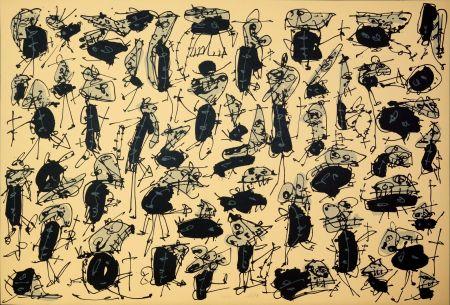Litografia Saura - Nombre de curés, Planches 1