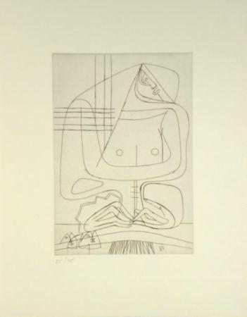 Incisione Le Corbusier -