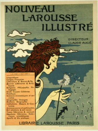 Litografia Grasset - Nouveau Larousse Illustré