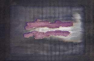 Litografia Fautrier - Nuage 1