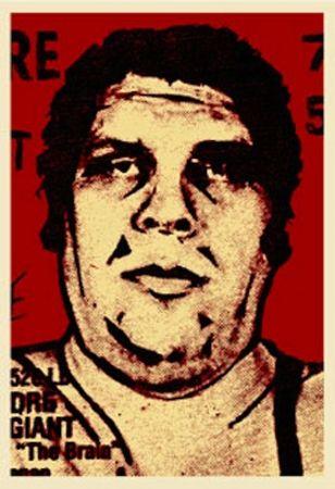 Serigrafia Fairey - Obey '89, from Retro Series