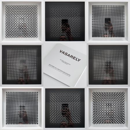 Multiplo Vasarely - Oeuvres Profondes Cinetiques