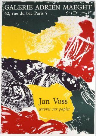 Litografia Voss - '' Oeuvres sur Papier ''