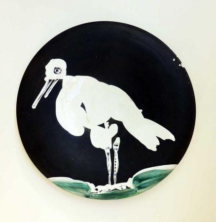 Ceramica Picasso - Oiseau n° 83