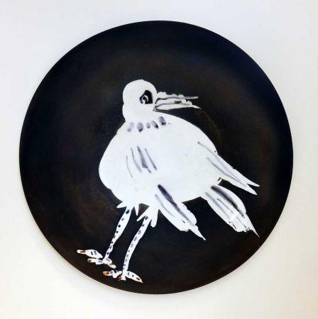 Ceramica Picasso - Oiseau n° 93