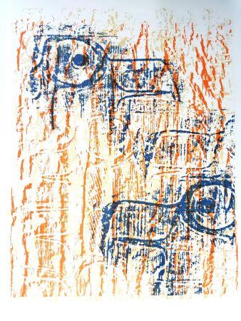 Litografia Ernst - Oiseaux