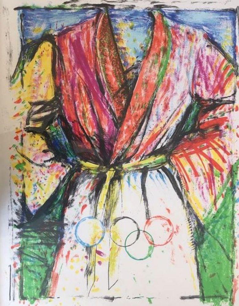 Litografia Dine - Olympic Robe
