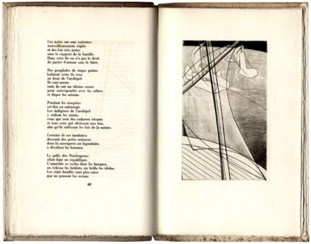 Libro Illustrato Hayter - Ombres portées