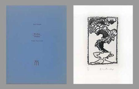 Libro Illustrato Alechinsky - Ondes