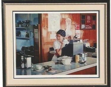 Serigrafia Goings - One Eleven Diner