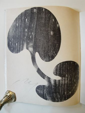 Libro Illustrato Arp - Onze peintres vus par Arp