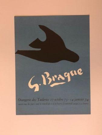 Manifesti Braque - Orangerie des tuileries