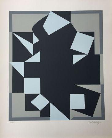 Serigrafia Vasarely - Orgovan