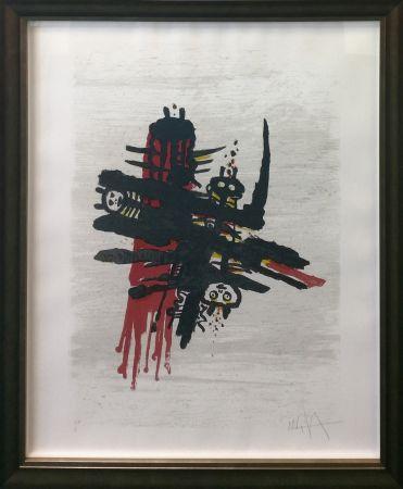 Litografia Lam - Orsa Maggiore #7506