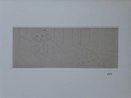 Acquaforte Matisse - Ouvre gravé volumes I & 2