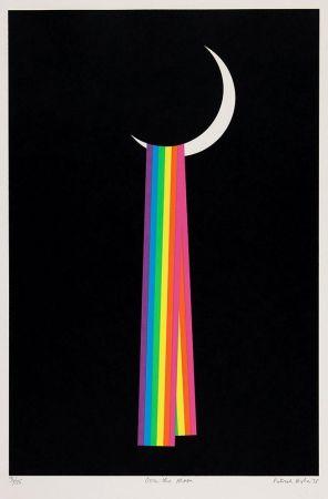 Serigrafia Hughes - Over the Moon