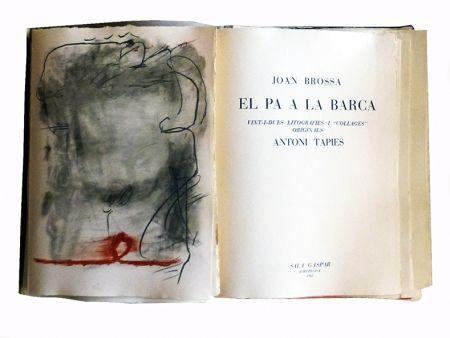 Libro Illustrato Tàpies - Pa a la Barca