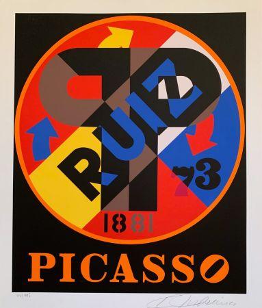Serigrafia Indiana - Pablo Picasso