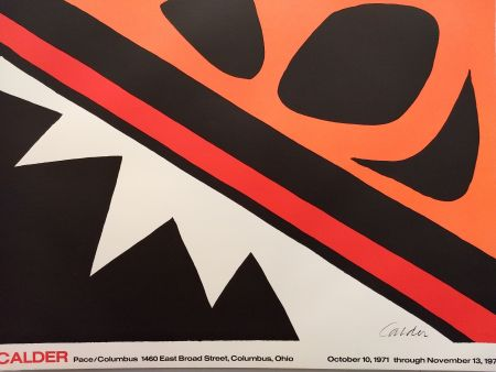 Non Tecnico Calder (After) - Pace