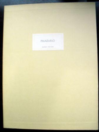 Libro Illustrato Palazuelo - PALAZUELO. DERRIÈRE LE MIROIR N° 184. Mars 1970. Tirage De Luxe SIGNÉ