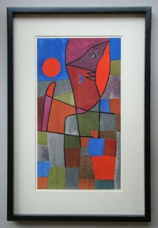Litografia Klee - Palesio Nua, 1933