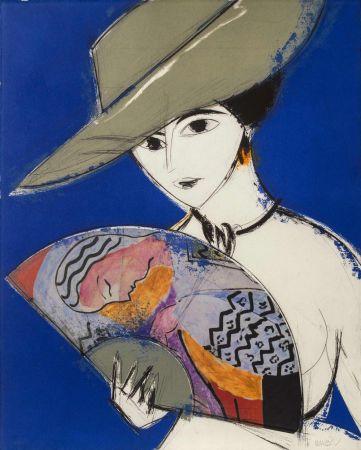 Acquaforte E Acquatinta Valdés - Pamela III - Chagall