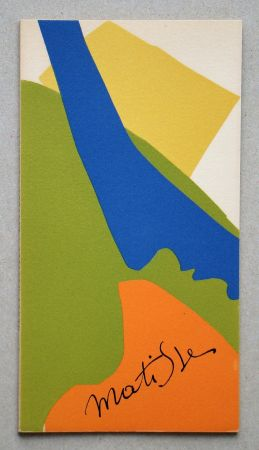 Libro Illustrato Matisse - Papiers Découpés