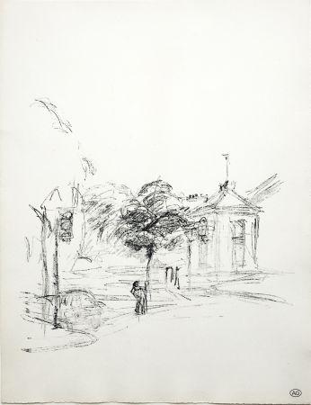 Litografia Giacometti - PARIS SANS FIN (de la suite