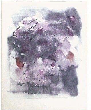 Serigrafia Fautrier - Paroles paintes