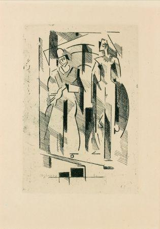 Libro Illustrato Gleizes - Pascal.  Pensées sur l'homme et Dieu.