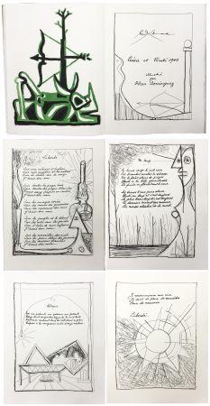 Libro Illustrato Dominguez - Paul Éluard : POÉSIE ET VÉRITÉ 1942