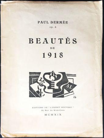 Libro Illustrato Gris  - Paul Dermée : BEAUTÉS DE 1918. Illustrations de Juan Gris.