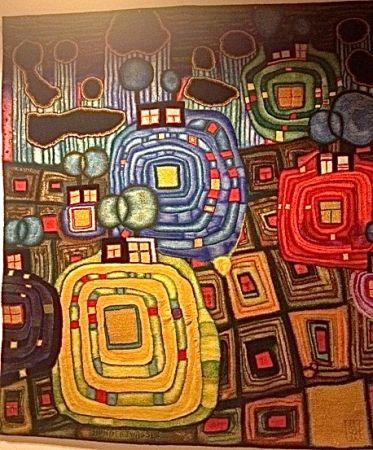 Non Tecnico Hundertwasser - Pavilions and bungalows