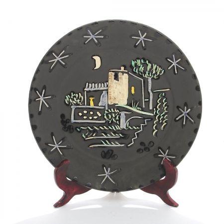 Ceramica Picasso - Paysage