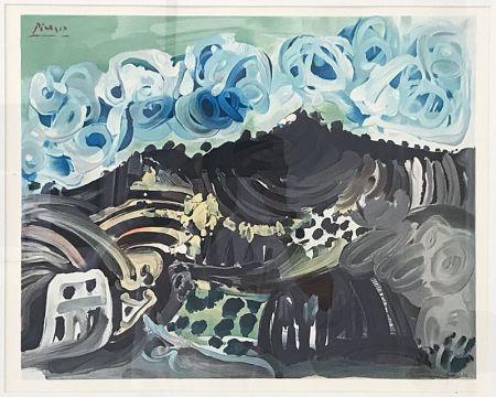 Non Tecnico Picasso (After) - Paysage dalmate