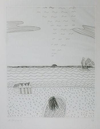 Punta Secca Fassianos - Paysage de mer