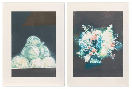 Serigrafia Tuymans - Peaches and Technicolor