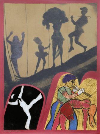 Serigrafia Kitaj - Performing Arts Center from New York, New York Portfolio