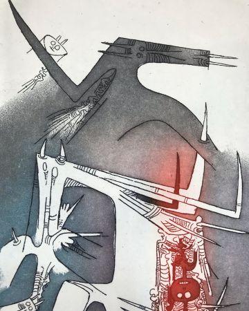 Acquaforte E Acquatinta Lam - Personaggi