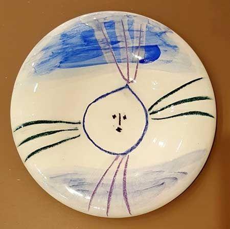Ceramica Picasso - Petit Visage