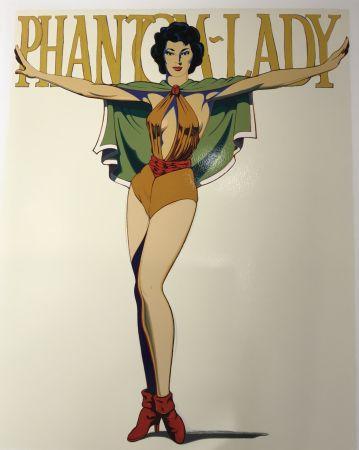Serigrafia Ramos - Phantom Lady