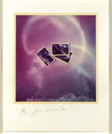 Litografia Goode - Photo Cloud (Purple)