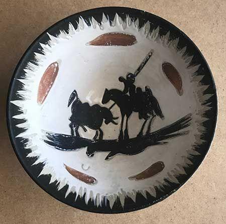 Ceramica Picasso - Picador